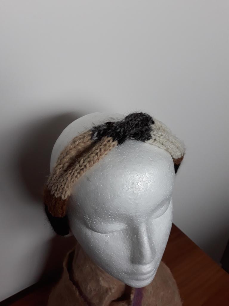 alpaca multi headband $20 NZD